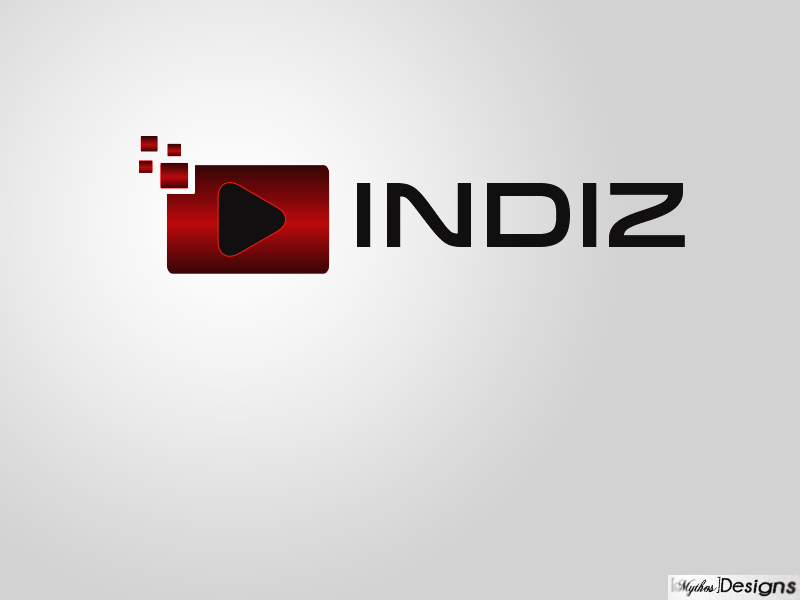 Logo Design by Mythos Designs - Entry No. 49 in the Logo Design Contest Fun Logo Design for Indiz.