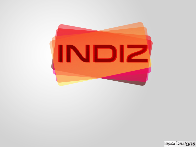 Logo Design by Mythos Designs - Entry No. 50 in the Logo Design Contest Fun Logo Design for Indiz.