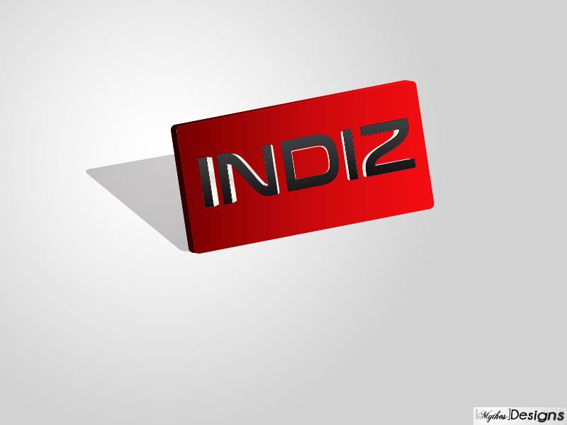 Logo Design by Mythos Designs - Entry No. 51 in the Logo Design Contest Fun Logo Design for Indiz.