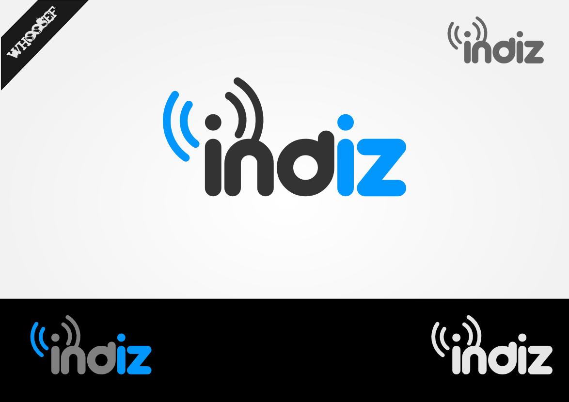 Logo Design by whoosef - Entry No. 52 in the Logo Design Contest Fun Logo Design for Indiz.