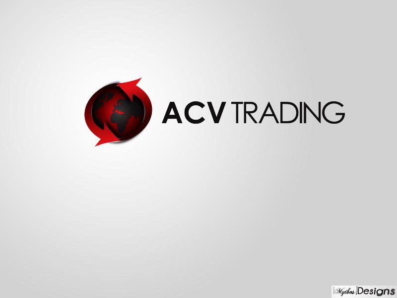 Logo Design by Mythos Designs - Entry No. 106 in the Logo Design Contest Fun Logo Design for ACV Trading.
