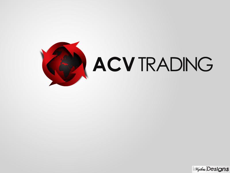 Logo Design by Mythos Designs - Entry No. 107 in the Logo Design Contest Fun Logo Design for ACV Trading.
