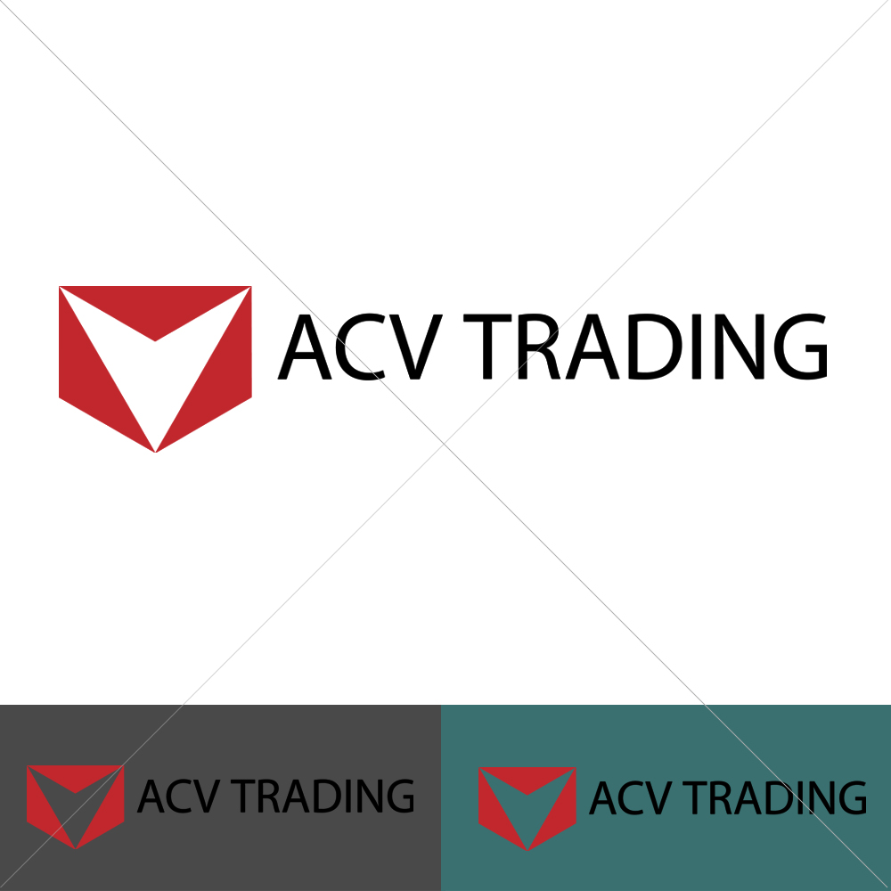 Logo Design by Butz Udy - Entry No. 108 in the Logo Design Contest Fun Logo Design for ACV Trading.
