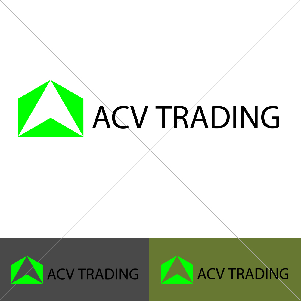 Logo Design by Butz Udy - Entry No. 109 in the Logo Design Contest Fun Logo Design for ACV Trading.