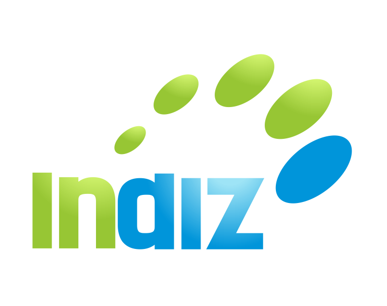 Logo Design by hidra - Entry No. 59 in the Logo Design Contest Fun Logo Design for Indiz.