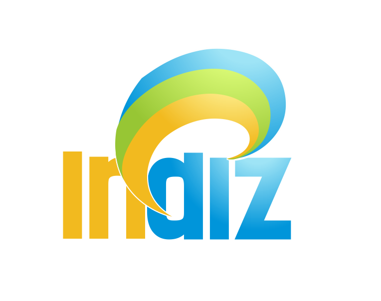 Logo Design by hidra - Entry No. 60 in the Logo Design Contest Fun Logo Design for Indiz.