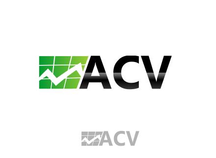 Logo Design by hidra - Entry No. 117 in the Logo Design Contest Fun Logo Design for ACV Trading.