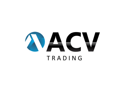 Logo Design by hidra - Entry No. 118 in the Logo Design Contest Fun Logo Design for ACV Trading.