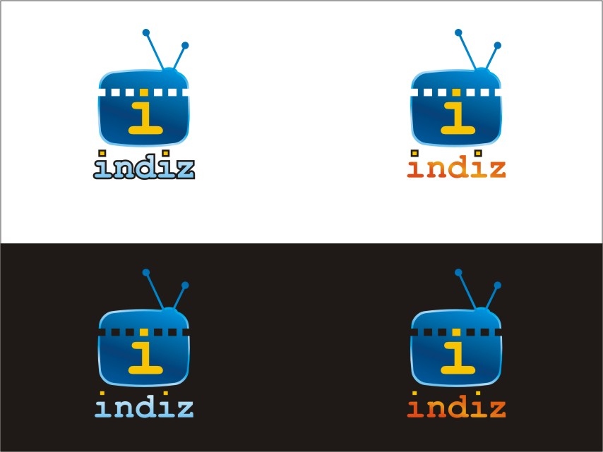 Logo Design by RED HORSE design studio - Entry No. 73 in the Logo Design Contest Fun Logo Design for Indiz.