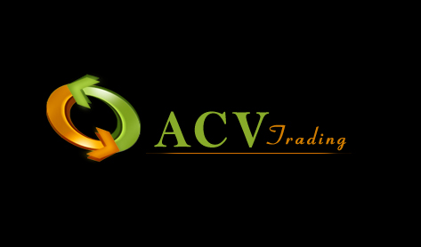 Logo Design by Crystal Desizns - Entry No. 121 in the Logo Design Contest Fun Logo Design for ACV Trading.