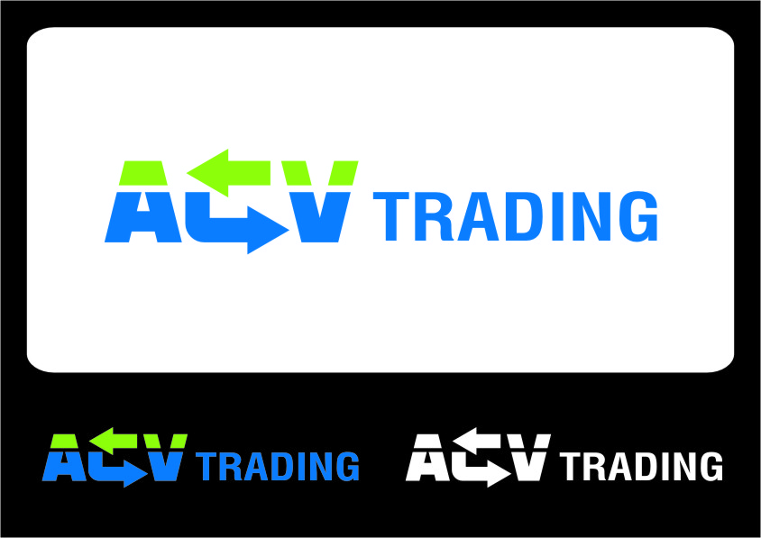 Logo Design by RoSyid Rono-Rene On Java - Entry No. 123 in the Logo Design Contest Fun Logo Design for ACV Trading.