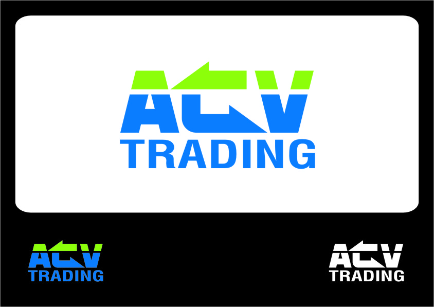 Logo Design by RasYa Muhammad Athaya - Entry No. 124 in the Logo Design Contest Fun Logo Design for ACV Trading.