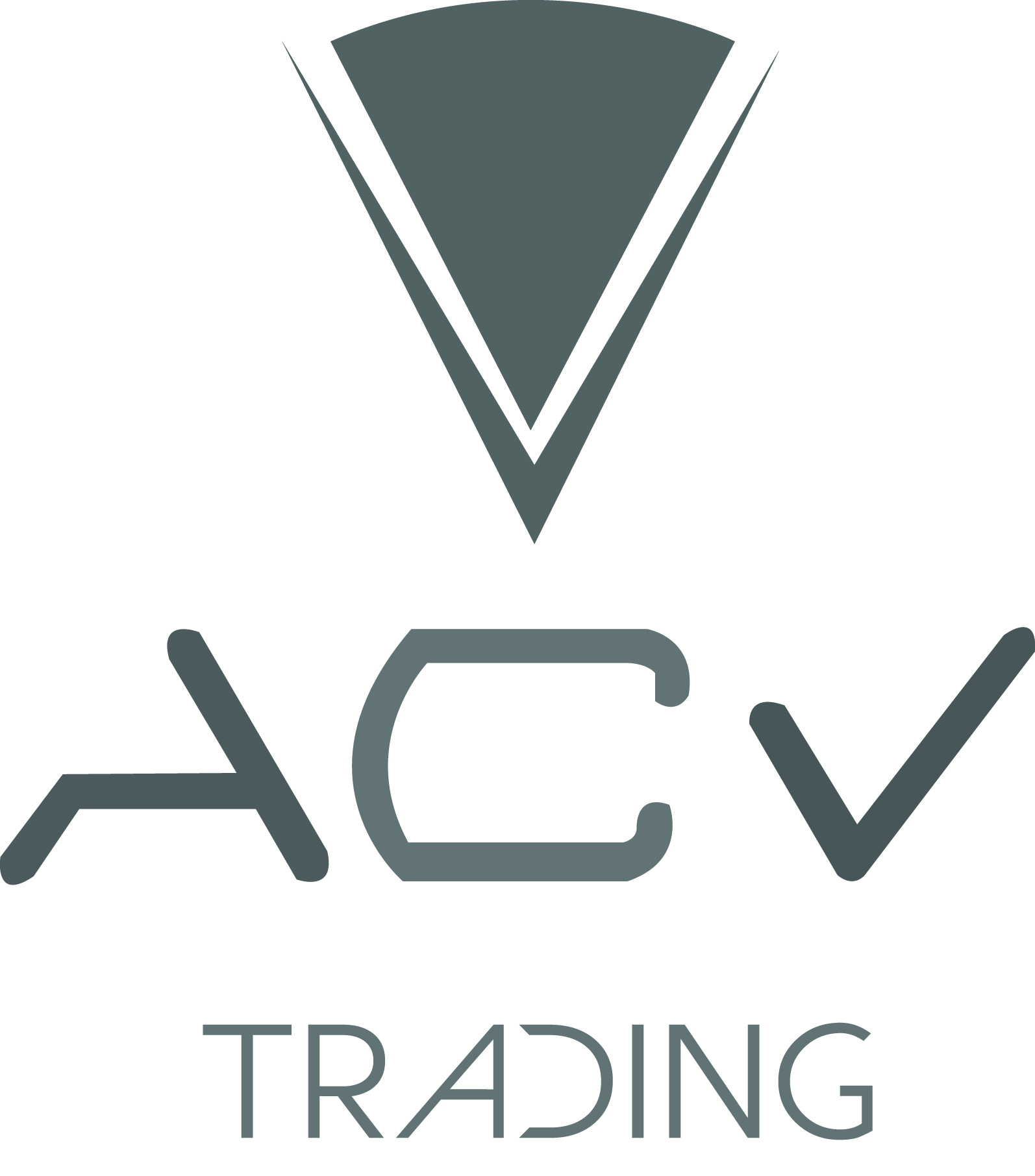 Logo Design by Prashant Rao - Entry No. 129 in the Logo Design Contest Fun Logo Design for ACV Trading.