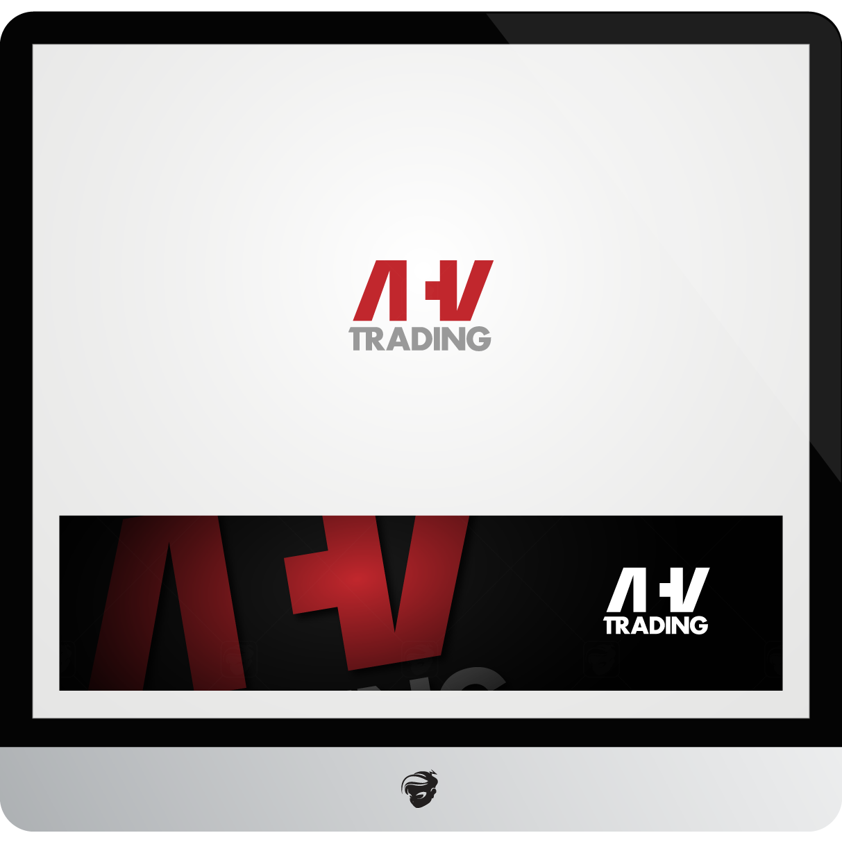 Logo Design by zesthar - Entry No. 130 in the Logo Design Contest Fun Logo Design for ACV Trading.