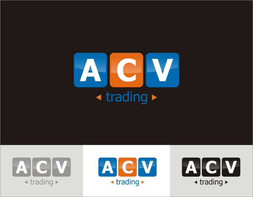 Logo Design by RED HORSE design studio - Entry No. 132 in the Logo Design Contest Fun Logo Design for ACV Trading.
