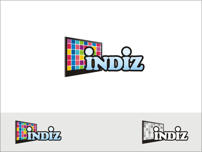Logo Design by RED HORSE design studio - Entry No. 87 in the Logo Design Contest Fun Logo Design for Indiz.