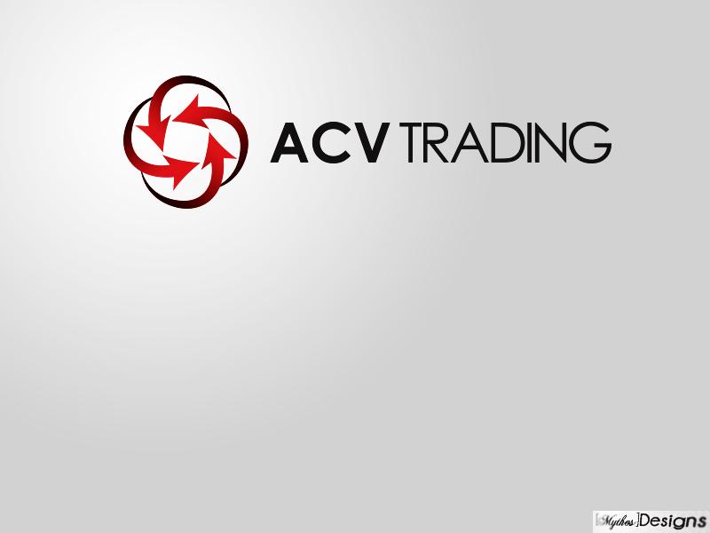 Logo Design by Mythos Designs - Entry No. 133 in the Logo Design Contest Fun Logo Design for ACV Trading.