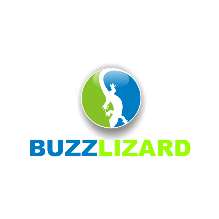 Logo Design by aspstudio - Entry No. 43 in the Logo Design Contest Buzz Lizard.