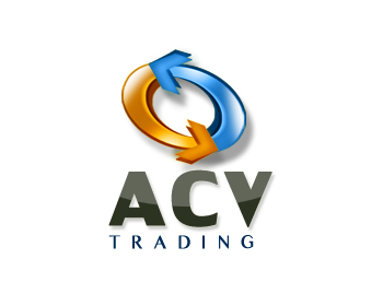 Logo Design by Crystal Desizns - Entry No. 137 in the Logo Design Contest Fun Logo Design for ACV Trading.