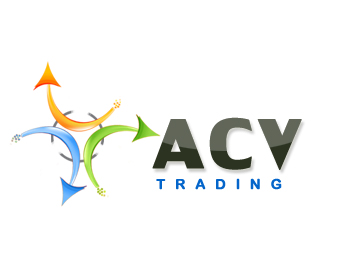 Logo Design by Crystal Desizns - Entry No. 138 in the Logo Design Contest Fun Logo Design for ACV Trading.