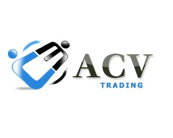 Logo Design by Crystal Desizns - Entry No. 139 in the Logo Design Contest Fun Logo Design for ACV Trading.