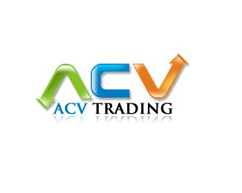 Logo Design by Crystal Desizns - Entry No. 143 in the Logo Design Contest Fun Logo Design for ACV Trading.