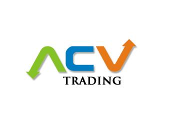 Logo Design by Crystal Desizns - Entry No. 144 in the Logo Design Contest Fun Logo Design for ACV Trading.