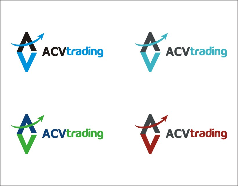 Logo Design by RED HORSE design studio - Entry No. 148 in the Logo Design Contest Fun Logo Design for ACV Trading.