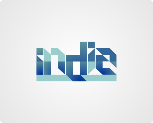 Logo Design by hidra - Entry No. 119 in the Logo Design Contest Fun Logo Design for Indiz.
