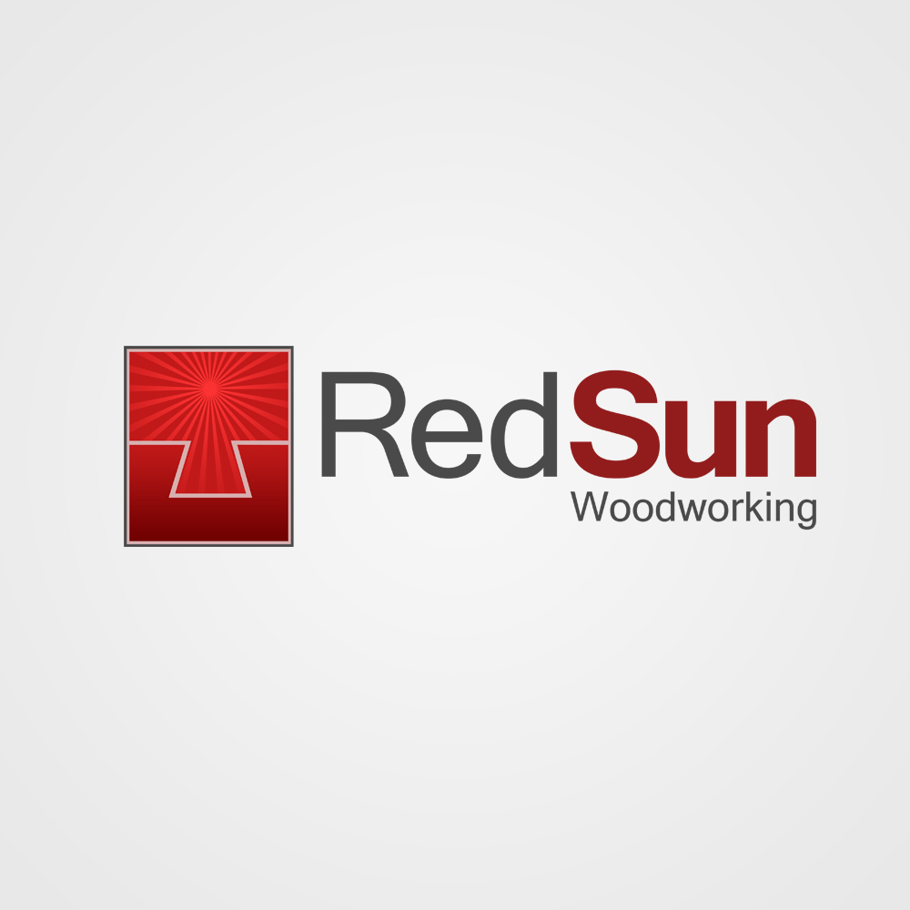 Logo Design by omARTist - Entry No. 1 in the Logo Design Contest Red Sun Woodworking Logo Design.