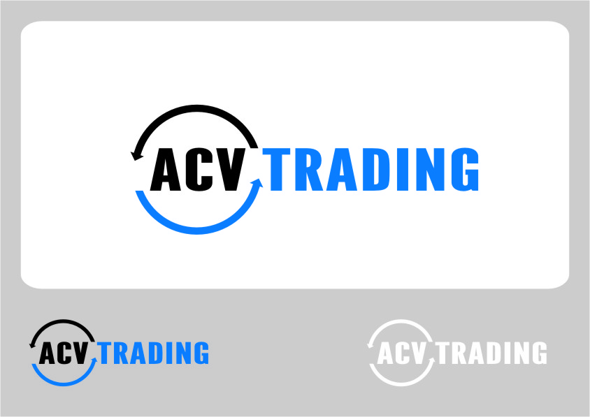 Logo Design by Ngepet_art - Entry No. 152 in the Logo Design Contest Fun Logo Design for ACV Trading.