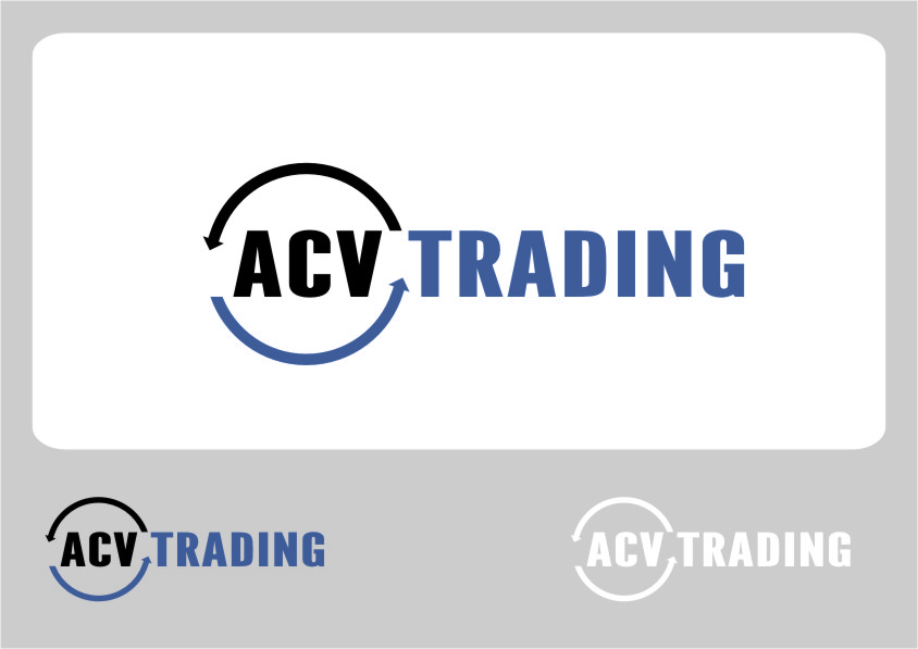 Logo Design by RoSyid Rono-Rene On Java - Entry No. 153 in the Logo Design Contest Fun Logo Design for ACV Trading.