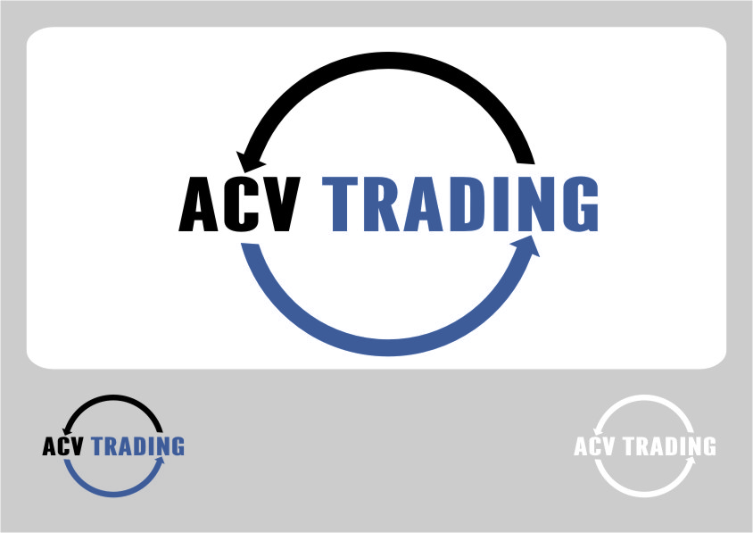 Logo Design by RoSyid Rono-Rene On Java - Entry No. 154 in the Logo Design Contest Fun Logo Design for ACV Trading.