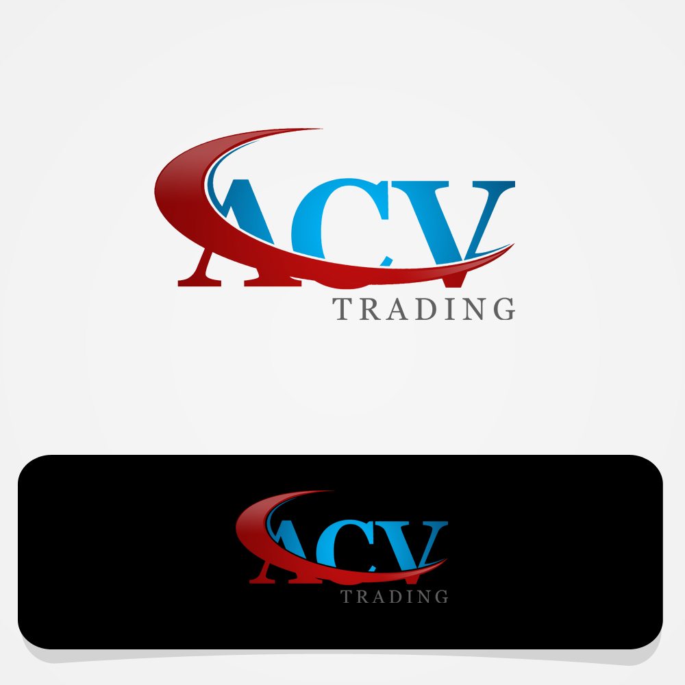 Logo Design by omARTist - Entry No. 155 in the Logo Design Contest Fun Logo Design for ACV Trading.
