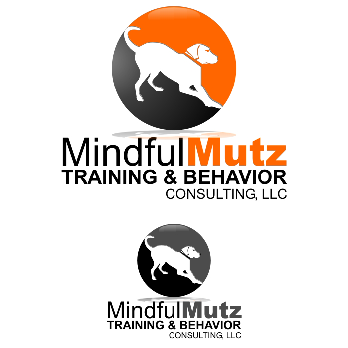 Logo Design by aspstudio - Entry No. 78 in the Logo Design Contest Mindful Mutz Training & Behavior Consulting llc.
