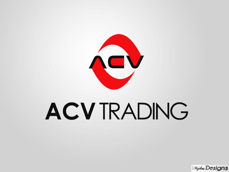 Logo Design by Mythos Designs - Entry No. 157 in the Logo Design Contest Fun Logo Design for ACV Trading.