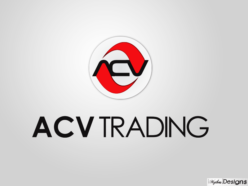 Logo Design by Mythos Designs - Entry No. 158 in the Logo Design Contest Fun Logo Design for ACV Trading.