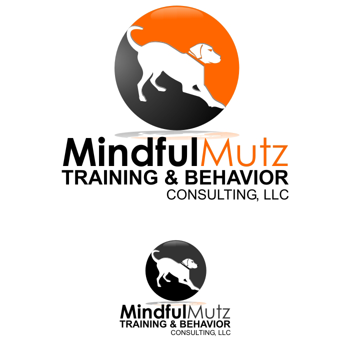 Logo Design by aspstudio - Entry No. 79 in the Logo Design Contest Mindful Mutz Training & Behavior Consulting llc.