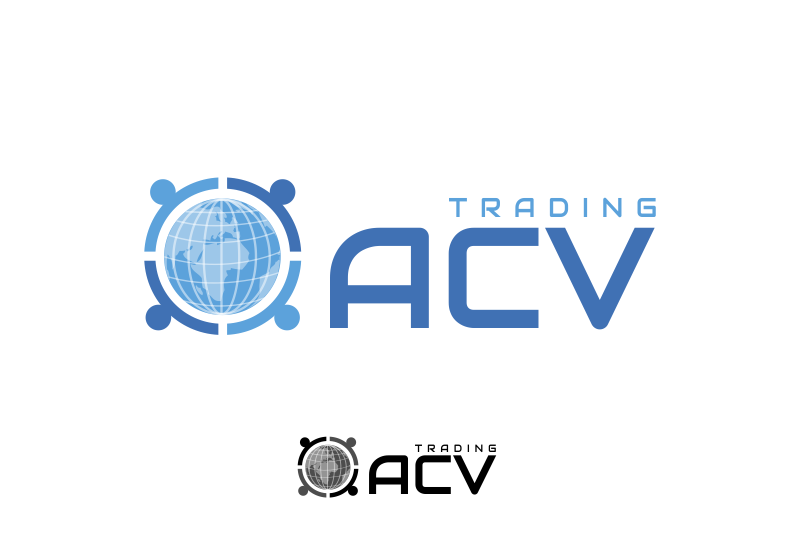 Logo Design by Private User - Entry No. 161 in the Logo Design Contest Fun Logo Design for ACV Trading.