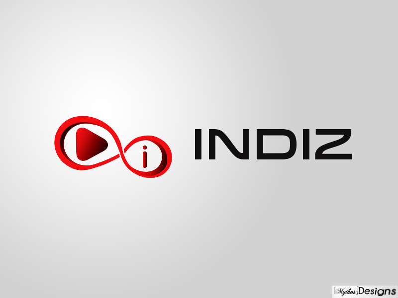 Logo Design by Mythos Designs - Entry No. 131 in the Logo Design Contest Fun Logo Design for Indiz.
