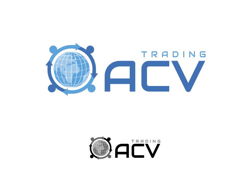 Logo Design by Private User - Entry No. 162 in the Logo Design Contest Fun Logo Design for ACV Trading.