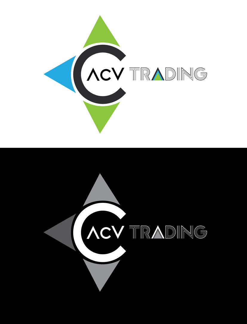 Logo Design by Arun Prasad - Entry No. 164 in the Logo Design Contest Fun Logo Design for ACV Trading.
