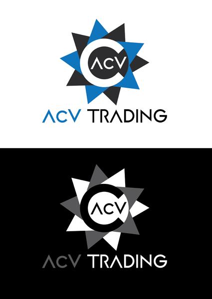 Logo Design by Arun Prasad - Entry No. 166 in the Logo Design Contest Fun Logo Design for ACV Trading.