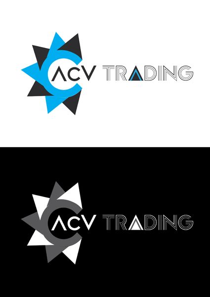 Logo Design by Arun Prasad - Entry No. 167 in the Logo Design Contest Fun Logo Design for ACV Trading.