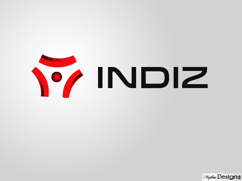 Logo Design by Mythos Designs - Entry No. 133 in the Logo Design Contest Fun Logo Design for Indiz.