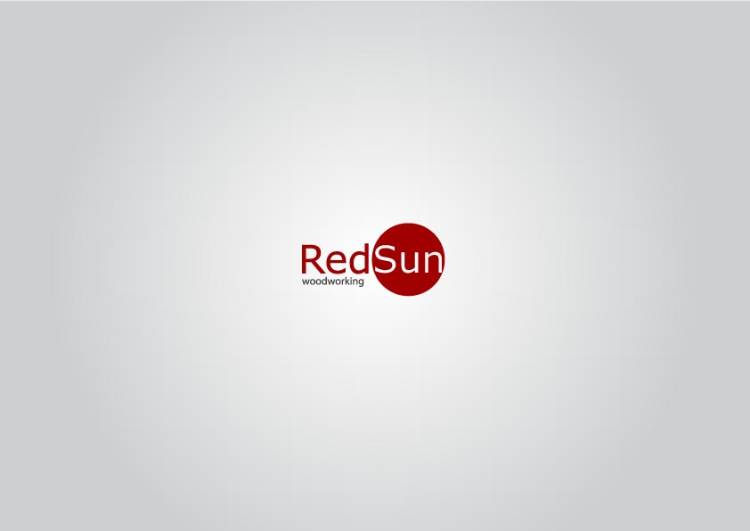 Logo Design by Osi Indra - Entry No. 13 in the Logo Design Contest Red Sun Woodworking Logo Design.