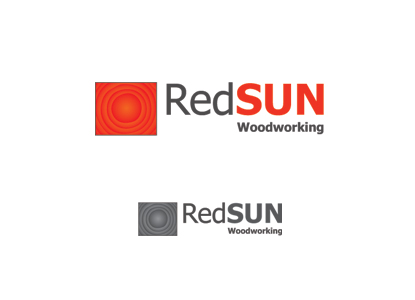 Logo Design by Private User - Entry No. 20 in the Logo Design Contest Red Sun Woodworking Logo Design.