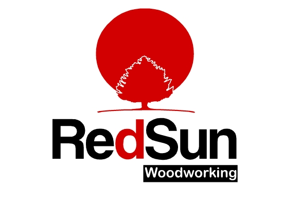 Logo Design by Ismail Adhi Wibowo - Entry No. 38 in the Logo Design Contest Red Sun Woodworking Logo Design.