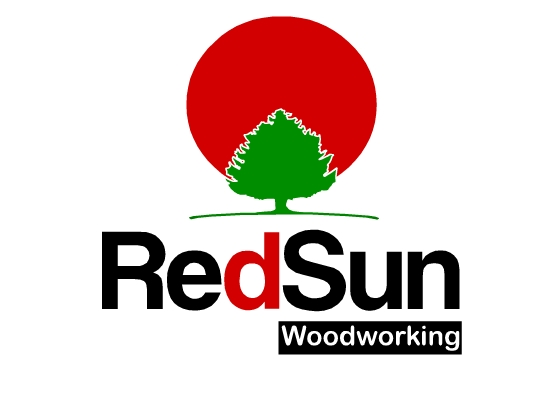Logo Design by Ismail Adhi Wibowo - Entry No. 39 in the Logo Design Contest Red Sun Woodworking Logo Design.
