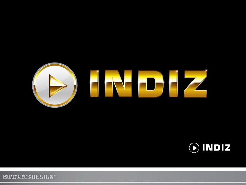 Logo Design by kowreck - Entry No. 141 in the Logo Design Contest Fun Logo Design for Indiz.